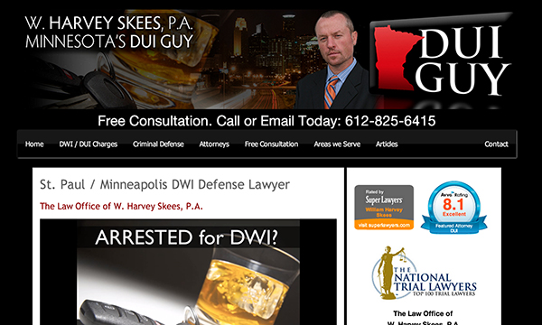 minneapolis dwi lawyer