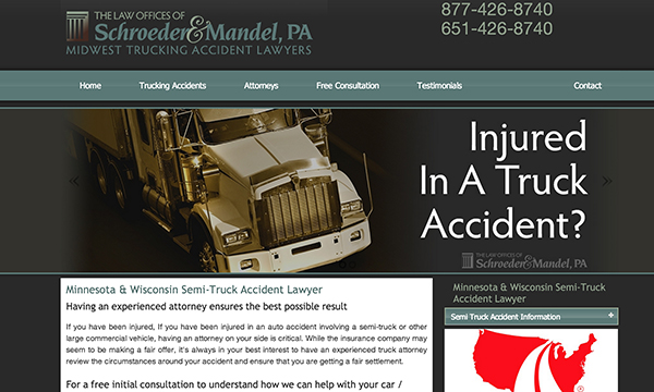 twin cities auto accident lawyer